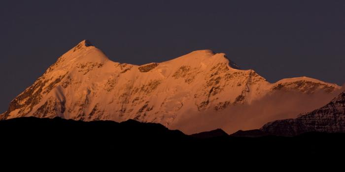 View of Trisuli from Roopkund Trek